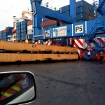 TF Shipping Ghana Tema Port