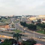 TF Shipping Ghana Hotel View
